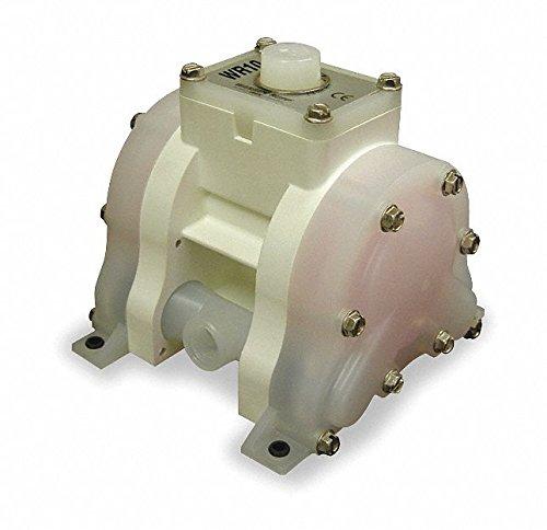 3/8'' Air Double Diaphragm Pump 5 GPM 175F