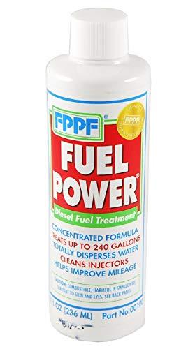 FPPF Fuel Power Diesel Fuel Treatment -