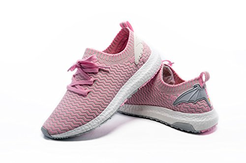 Grey Sneakers Outdoor Unisex Pink Jogging OneMix Woven Training Casual w8vxYwfgq