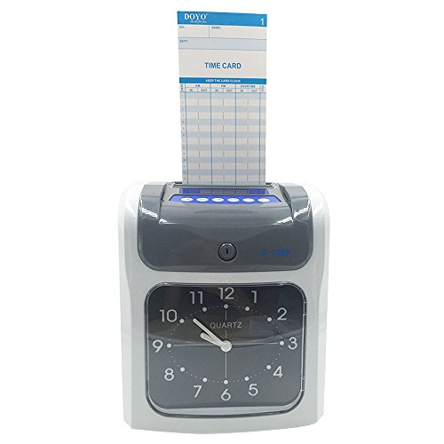 time clock machine for small business