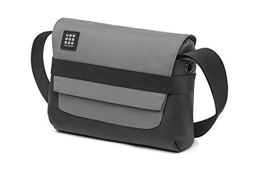 Moleskine Borsa Messenger, Schiefergrau (grigio) - 854931