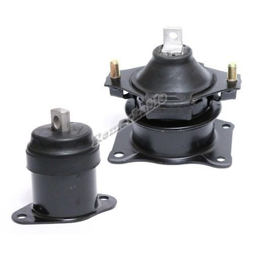 Acura Engine New Mount Motor (Remarkable Power G279 2003-07 Honda Accord Engine Motor Mount Set Front & Right 04-08 Acura TSX TL)