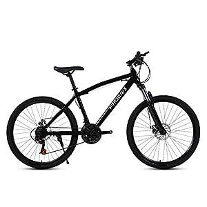 41ej7uf4uAL. SS300 Bicicletta MTB, Bicicletta, 26 Pollici 21 velocità Bicicletta Mountain Bike, Biciclette Sospensioni Anteriori Doppio…