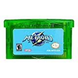 Game Cartridge for Metroid Fusion Video Game US