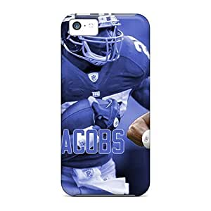 Durable Defender Cases For Iphone 5c Tpu Covers(new York Giants)