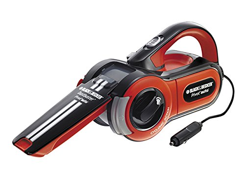 New Black & Decker Pav1205 Handheld Dustbuster Pivot Auto Car Vacuum Cleaner 12v