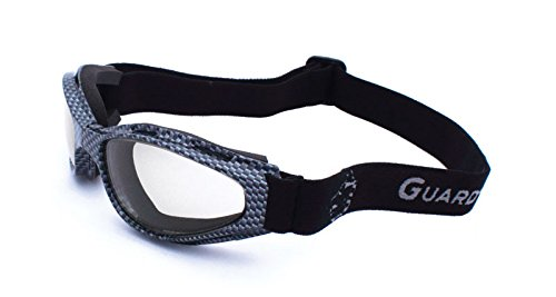 Guard-Dogs, Aggressive Eyewear Flexor 1 Carbon Fiber Changers - Photochromic - Eyewear Customized