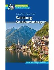 Salzburg & Salzkammergut Reiseführer Michael Müller Verlag: Individuell reisen mit vielen praktischen Tipps.