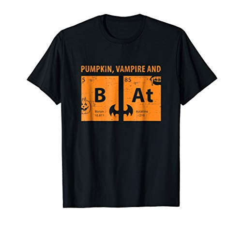 Halloween Science Costume (BAt) Periodically T-Shirt