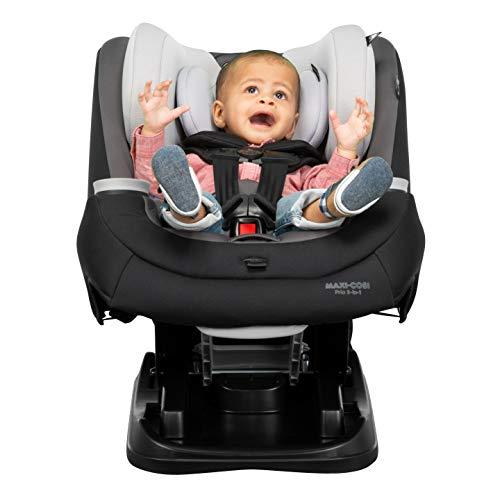 41ejAOuNS%2BL - Maxi-Cosi Pria 3-in-1 Convertible Car Seat, Blackened Pearl