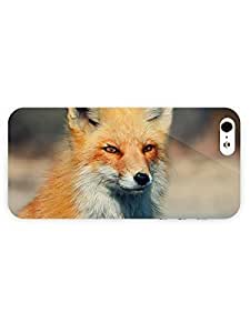 3d Full Wrap Case For Ipod Touch 4 Cover Animal Fox75