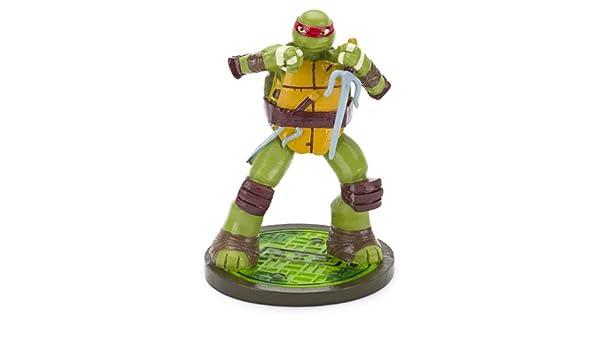 Penn-Plax Teenage Mutant Ninja Turtles Raphael Acuario ...