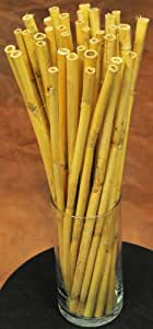 Amazon.com: Dried Bamboo Stalks - Natural Bamboo Sticks ...