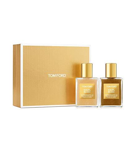 Tom Ford Mini Soleil Blanc Shimmering Body Oil Gift Set