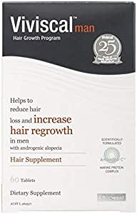 Viviscal Man Hair Supplement 60 Tablets
