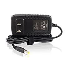 Molshine® AD24D (6.6 ft Cable) 9V AC DC Adapter Compatible DYMO 40077 Label Maker LabelManager LM 160 (1790415) 220P (1738347) 210D (1738345) 500TS (1790417) LT100H (1749027) LT100T (1733013) Replacement Power Charger Wall US Plug Spare