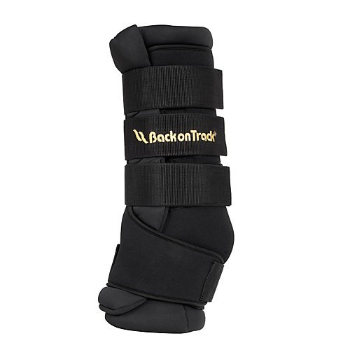 Back on Track Quick Horse Leg Wraps Pair 12 (Track Quick Wraps)
