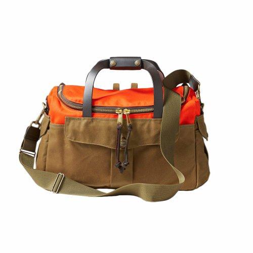 Filson 70073 Original Sportsman Bag - Heritage Orange-Tan