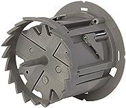 Madison Electric Products-MSBST250 - Caja eléctrica para techo y dientes de tiburón con sierra perforadora