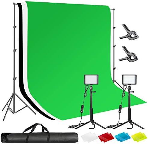 Led backdrop screen