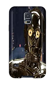 New Style DanRobertse Star Wars Tv Show Entertainment Premium Tpu Cover Case For Galaxy S5