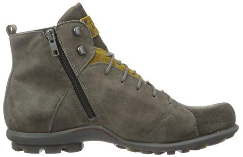 Think! Herren Kong Boots Grau (VULCANO/KOMBI 21)