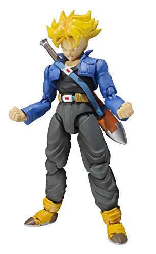 Bandai Tamashii Nations S.H. Figuarts Trunks Premium Color Edition Action Figure