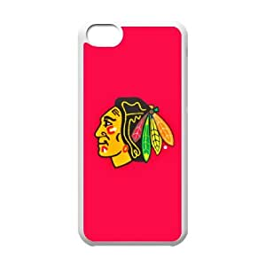 Diy Phone Cover Chicago Blackhawks for iPhone 5C WEQ810160