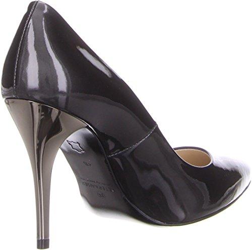 Mujer Zapatos Kaiser Vestir Peter Gris Para De 0Xqaxwx5