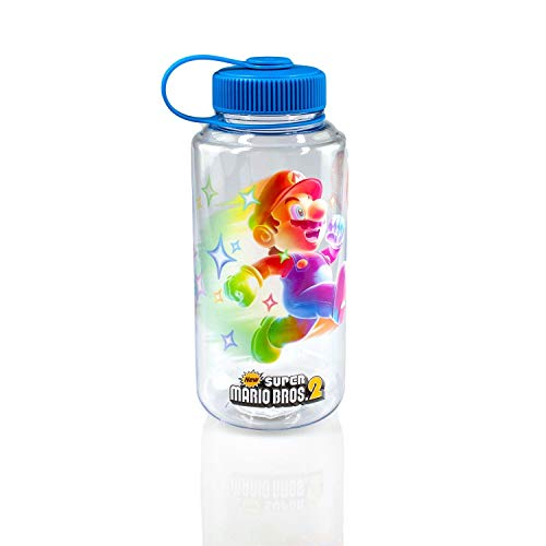 JUST FUNKY SM-H20-10218-Jfc Super Mario Water Bottle