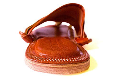 Good Great Handmade Leather Desert Made Soft Sandals Flops Feel Footwear Goatskin Durable Flip Exotic Hide Rugged Shoes Comfortable Brown Look from Camel That 5HwHtq1W