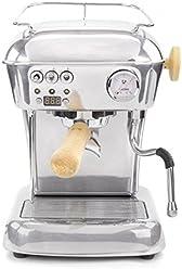 Ascaso Dream Up V3 Programmable Espresso Machine w/PID Control - Polished Aluminum