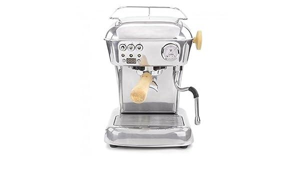 Amazon.com: Ascaso Dream Up V3 Programmable Espresso Machine ...