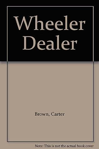 book cover of Wheeler, Dealer!