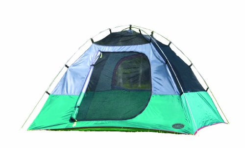 Texsport 3 Person Hasing Square Dome Family Camping Backpacking Tent