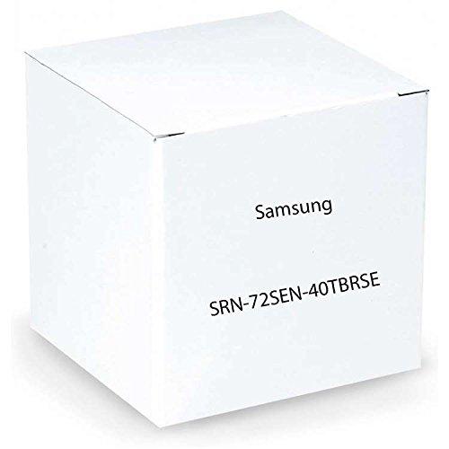 Samsung SRN-72SEN-40TBRSE Rackmount Enterprise NVR