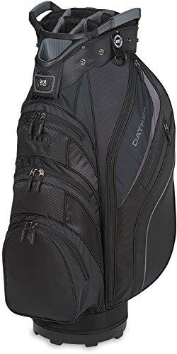 (Datrek Lite Rider II Cart Bag Black/Charcoal Lite Rider II Cart Bag)