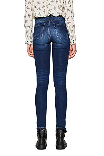 Donna blue Dark 901 Wash Blu Jeans Skinny Esprit pwSq6IE