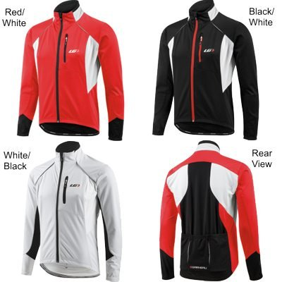 Garneau White Jacket - 2
