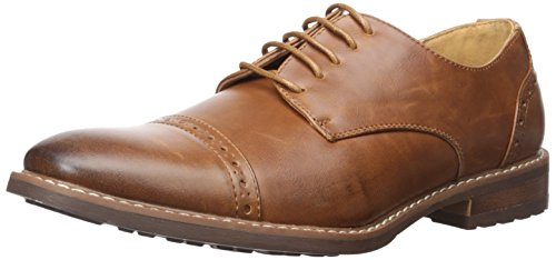 Madden Mens M Atkin Oxford Schoen Tan