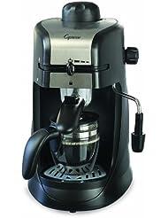 Capresso 304.01 Steam Pro 4-Cup Espresso  amp; Cappuccino Machine