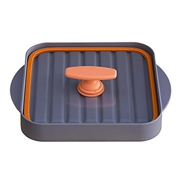 BaconBoss Microwave Bacon Cooker for Healthier, Crispy Bacon