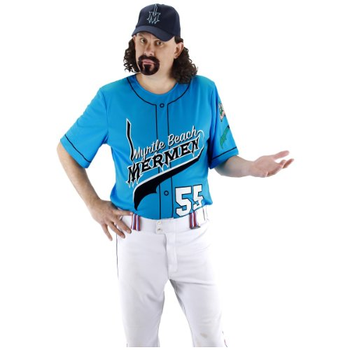 Kenny Powers Halloween Costumes (elope Kenny Powers Mermen Costume Large/X-Large)
