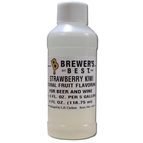 Brewer's Best Strawberry Kiwi Natural Fruit Flavoring