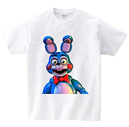Grocoto T-Shirts - Boys T Shirt Five Nights at Freddy Camisetas Summer FNAF Kids