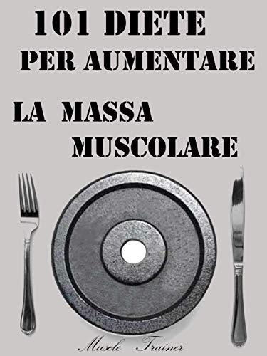 programma di dieta costruire muscoli