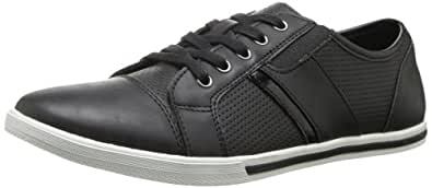Kenneth Cole Unlisted Men's Tie Of Glory Fashion Sneaker,Black,8 M US