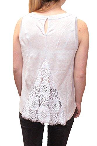 Desigual loli Donna T shirt Ts Grey 4TU4rZ7n