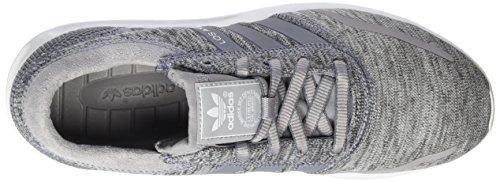Angeles Damen White Sneaker Grey Light adidas Grau Ftwr Los Granite WgEqc6