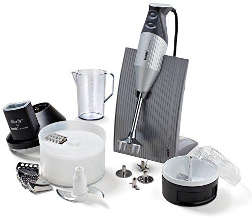 Victorinox 105.049 12000 RPM Bamix-Superbox M150 Hand Mixer, Silver